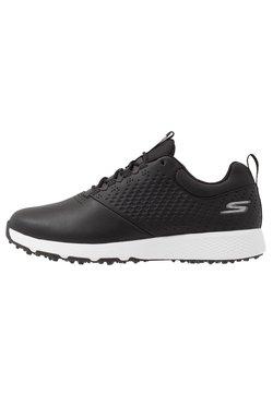 Skechers Performance - ELITE 4 - Golf shoes - black/white
