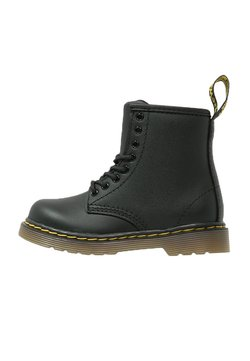 Dr. Martens - 1460 T Softy - Lace-up ankle boots - schwarz