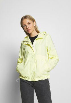 TOM TAILOR DENIM - PAPERTOUCH WINDBREAKER - Windbreaker - daffodil yellow