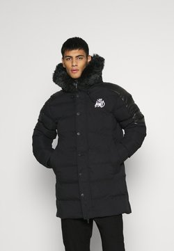Kings Will Dream - HUNTON PUFFER  - Wintermantel - black