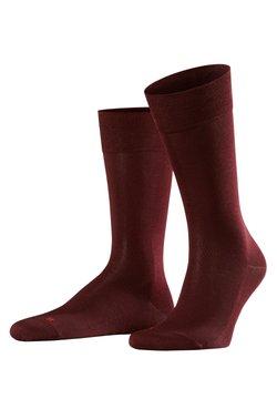 FALKE - SENSITIVE MALAGA - Socken - barolo (8596)