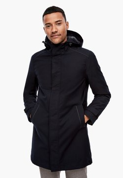s.Oliver BLACK LABEL - 2-IN-1 - Daunenjacke - dark blue