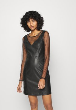 ONLY - ONLBRITT DRESS  - Robe fourreau - black