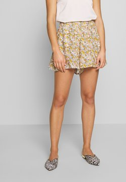 Mavi - PRINTED  - Shorts - antique white soft ditsy