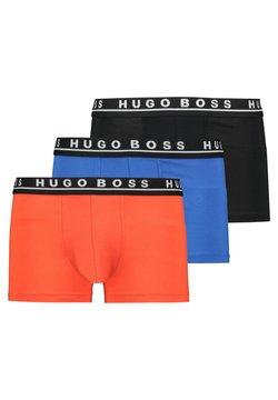 BOSS - 3ER-PACK - Shorty - orange