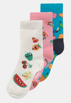 Happy Socks - FRUIT 3 PACK UNISEX - Calcetines - multi-coloured