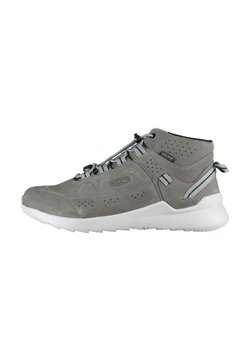 Keen - HIGHLAND CHUKKA WP - Sneaker low - steel grey/drizzle