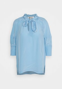 Diane von Furstenberg - LYNN - Langærmede T-shirts - pale blue