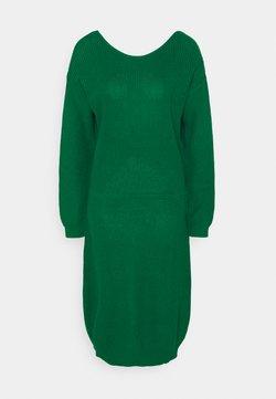 Even&Odd Curvy - Strickkleid - green