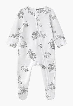 Cotton On - DISNEY TOY STORY LONG SLEEVE ZIP UNISEX - Pijama de bebé - white