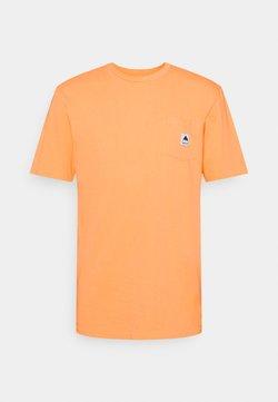 Burton - COLFAX PAPAYA - T-shirt basic - papaya