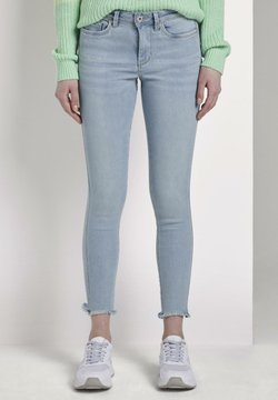 TOM TAILOR DENIM - NELA - Jeans Skinny Fit - light stone wash denim