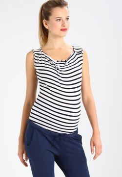 Pomkin - MARIE - Camiseta estampada - blue
