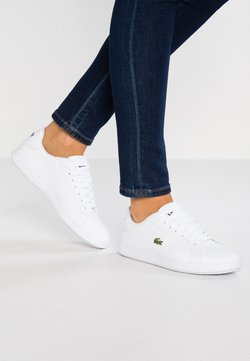 Lacoste - GRADUATE  - Sneakers laag - white