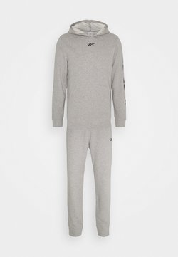 Reebok - VECTOR TRACKSUIT - Trainingsanzug - grey