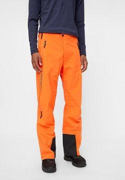 J.LINDEBERG - JLI - Spodnie materiałowe - juicy orange