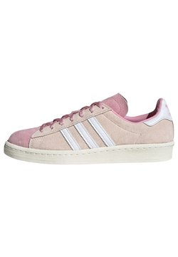 adidas Originals - CAMPUS 80S - Zapatillas - pink tint/ftwr white/purple tint