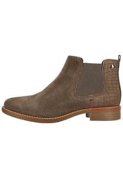 s.Oliver - Ankle Boot - anthracite com