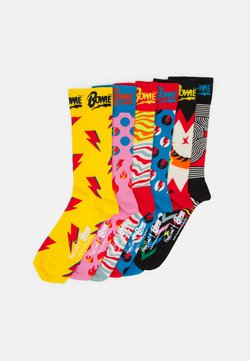 Happy Socks - BOWIE GIFT UNISEX 6 PACK - Skarpety - multi-colored