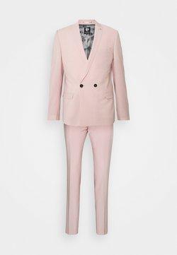 Twisted Tailor - SALSBURY SUIT - Suit - pale dogwood