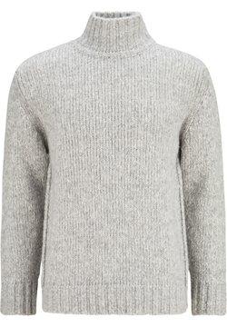 NN07 - Strickpullover - light grey