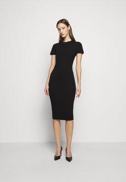 Victoria Beckham - Shift dress - black