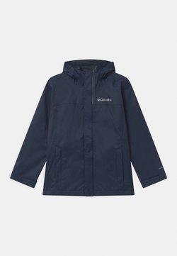 Columbia - WATERTIGHT UNISEX - Waterproof jacket - collegiate navy
