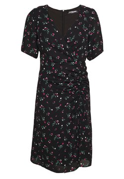 Fashion Union Plus - CORA DRESS - Sukienka letnia - black