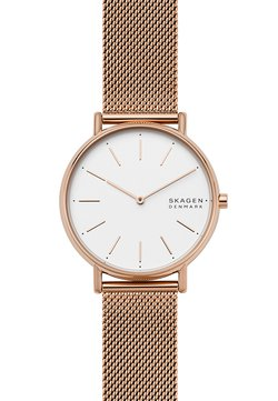 Skagen - SIGNATUR - Watch - roségold-coloured