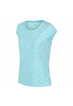 Regatta - HYPERDIMENSION  - T-Shirt basic - cool aqua