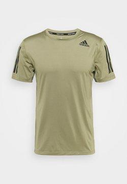 adidas Performance - T-shirt imprimé - orbit green