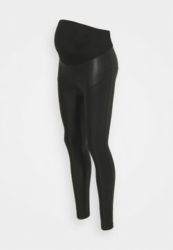 New Look Maternity - Leggings - black
