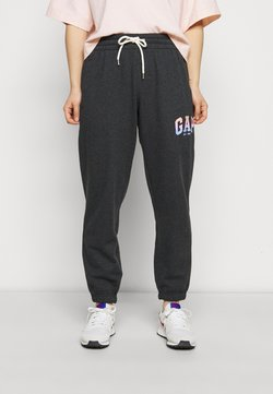 GAP Petite - SHINE - Jogginghose - charcoal heather