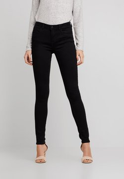 Noisy May - NMJEN SHAPER - Jeans Skinny Fit - black
