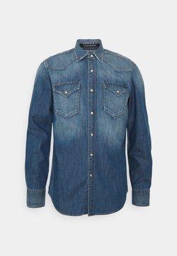 Replay - Camisa - blue denim