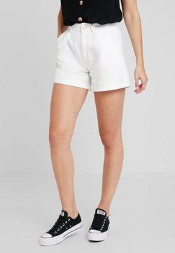 Even&Odd - Jeansshort - white denim