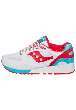 Saucony Originals - Sneaker low - white / red