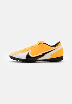 Nike Performance - MERCURIAL 7 ACADEMY IC - Indoor football boots - laser orange/black/white