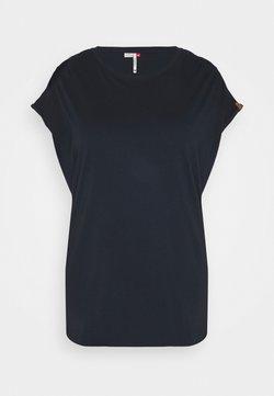 Ragwear Plus - DIONE - T-Shirt basic - navy