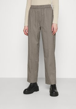 Envii - ENLAFAYETTE PANTS - Stoffhose - brown