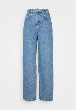 Topshop - BAGG - Jeans Relaxed Fit - blue denim