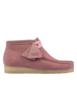 Clarks Originals - Bottines à lacets - red