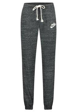 Nike Performance - GYM VINTAGE - Jogginghose - black