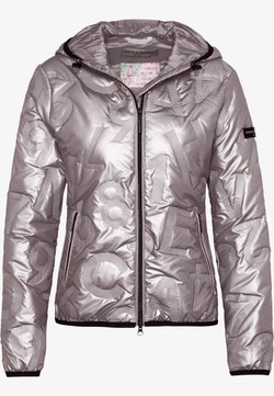 Frieda & Freddies - Winterjacke - silver