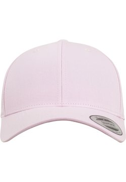 Flexfit - CURVED CLASSIC SNAPBACK - Cap - pink