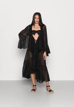 Vero Moda - VMMIA MAXI KIMONO - Strand accessories - black