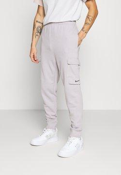 Nike Sportswear - PANT CARGO - Spodnie treningowe - silver lilac