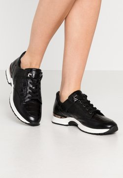Caprice - LACE-UP - Trainers - black