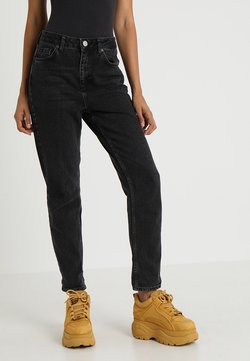 BDG Urban Outfitters - MOM - Relaxed fit -farkut - black