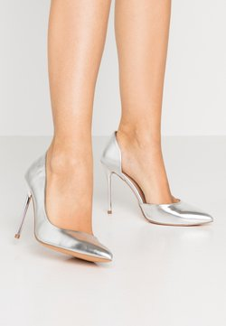 Even&Odd - Zapatos altos - silver